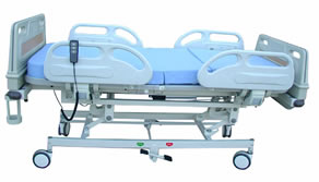 hospital beds and patient beds