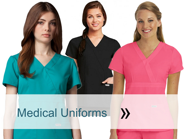 We serve Prattville, AL, Millbrook, AL, and Montgomery, AL areas with a large in store selection of nursing scrubs, culinary wear